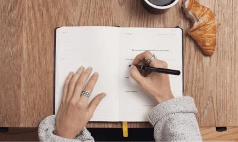 一週間ノートに書き続けたら前に進める感覚を得られた