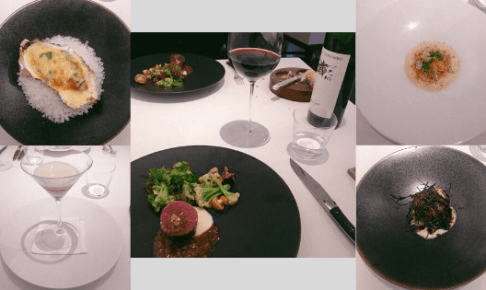 フレンチでの食事も慣れるまで続ければ楽しめるようになる